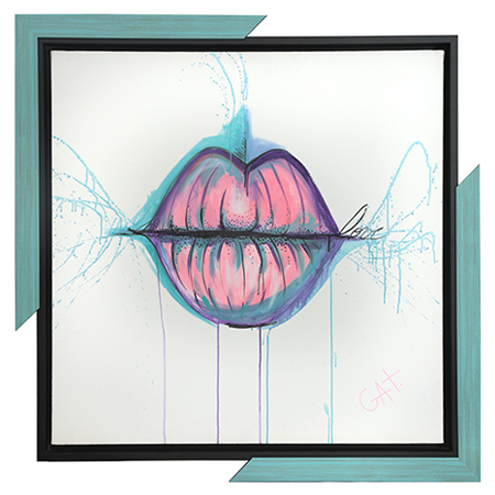 Gat - Lèvres