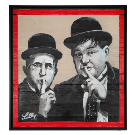 Lilly - Laurel & Hardy
