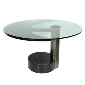Table pivotante ronde ou ovale - Pierre Cardin
